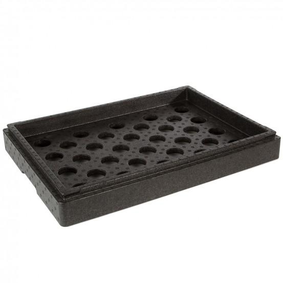 SUPPORT DE PLAQUE(S) POUR BOX 60x40